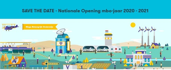 Nationale Opening mbo-jaar 2020-2021