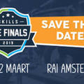 Skills the finals 20 tm 22 maart 2019
